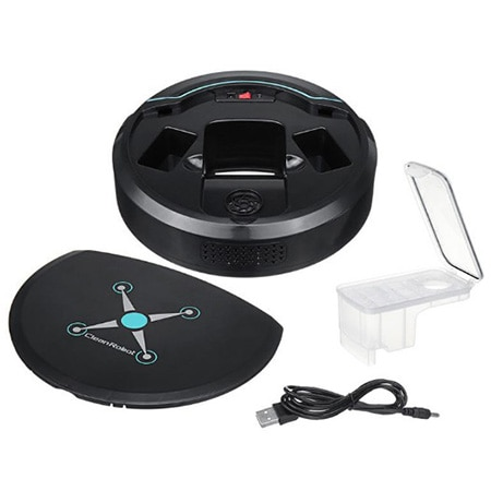 Compact Automatic Vacuum Cleaner
