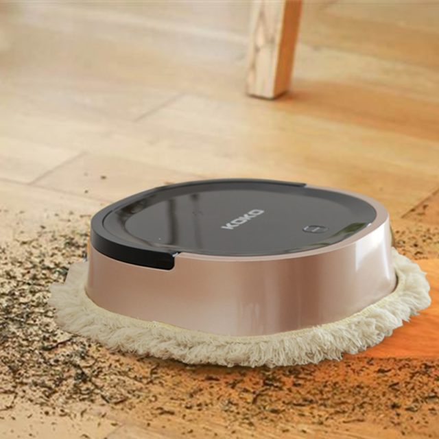 Dry and Wet Automated Vacuum Cleaner
