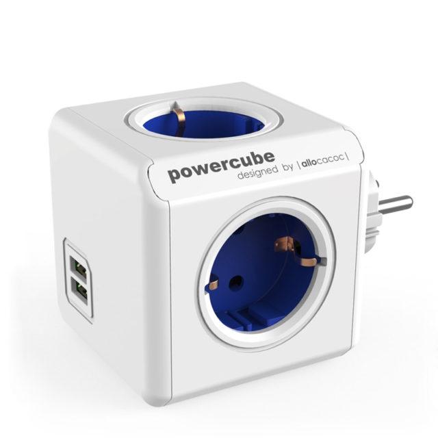 Cube Shaped EU Smart Plug