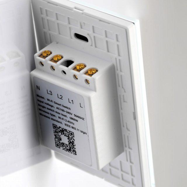 WiFi Smart Curtain Switch