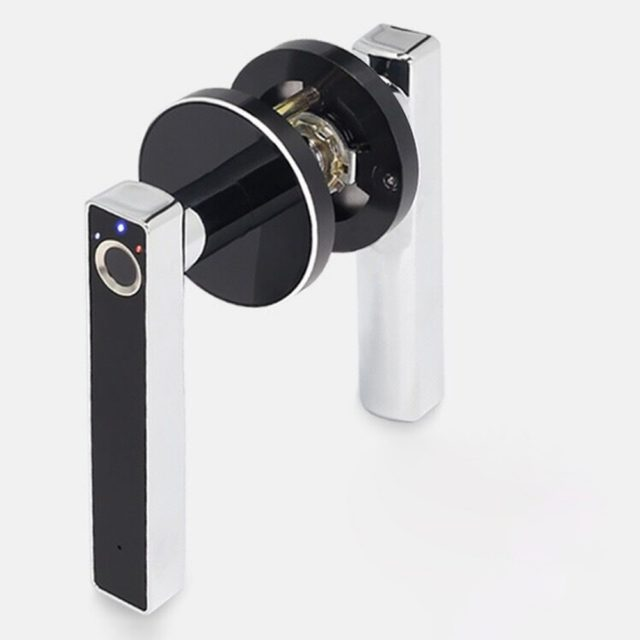 Smart Fingerprint Handle Lock
