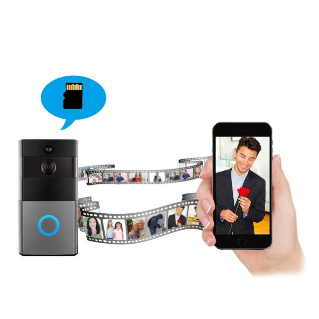 Wireless Security Video Doorbell