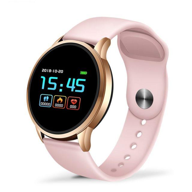 Women's Fashion Round Smart Wristband