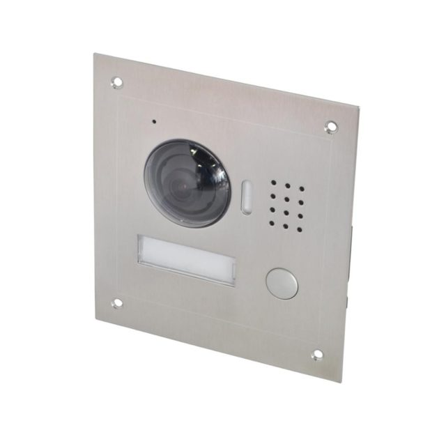 Waterproof Metal Door Video Intercom