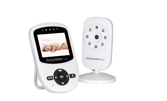 Wireless Radio Nanny with Night Vision